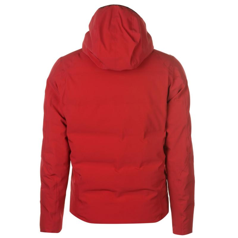 Dainese Down Ski Jacket Mens Red