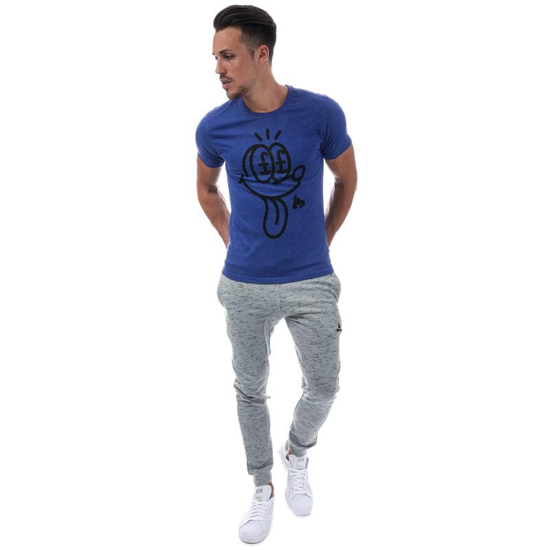 Tričko Money Mens Jackpot T-Shirt Navy