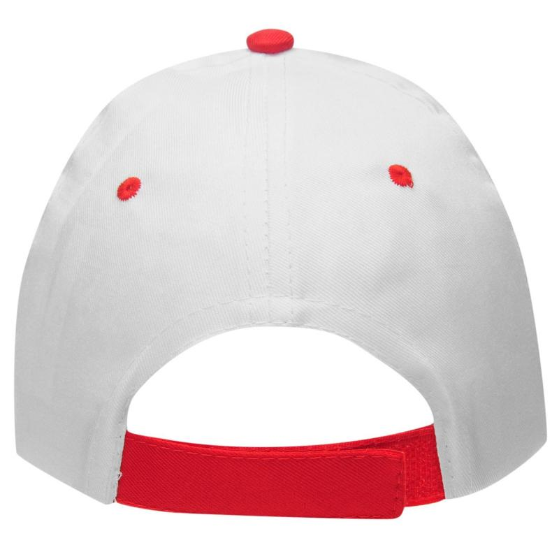 Character Peak Cap Spiderman White