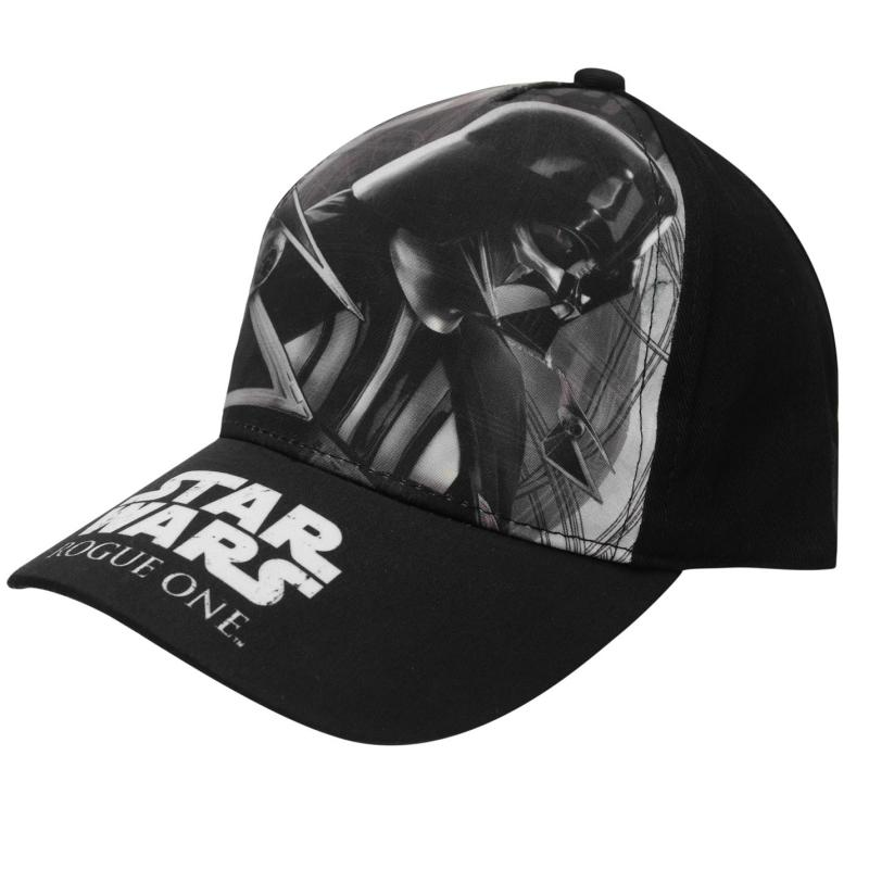 Character Peak Cap Star Wars Black