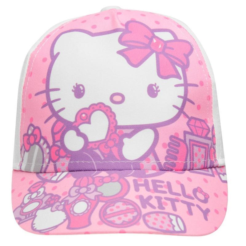 Character Peak Cap Hello KittyPurp