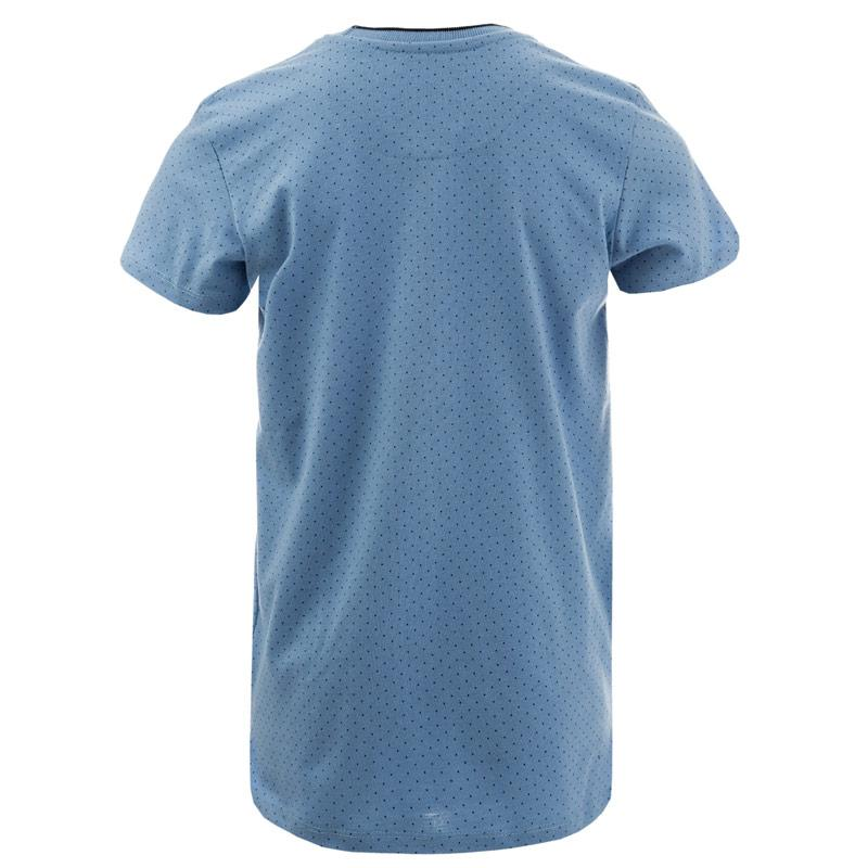 Tričko Le Shark Junior Boys Kingward 2 T-Shirt Navy
