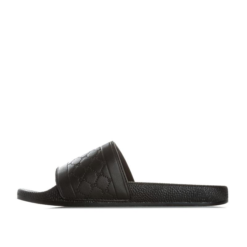 Creative Recreation Mens Carillo House slides Black
