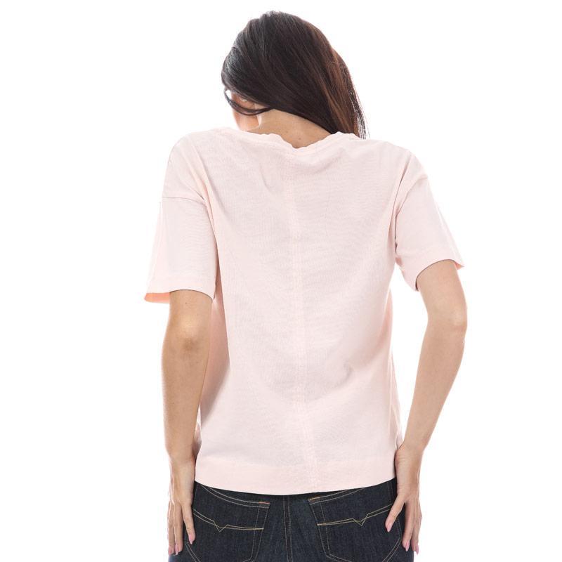Levis Womens New Sutro T-Shirt Dusky Pink