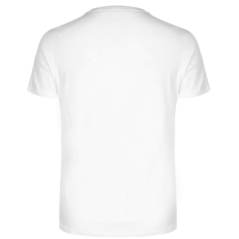 Tričko Zukie Printed T Shirt Mens Relax