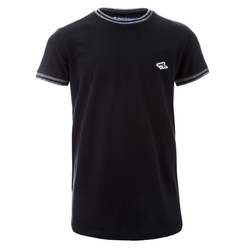 Tričko Le Shark Junior Boys Kingswood 2 T-Shirt Pink