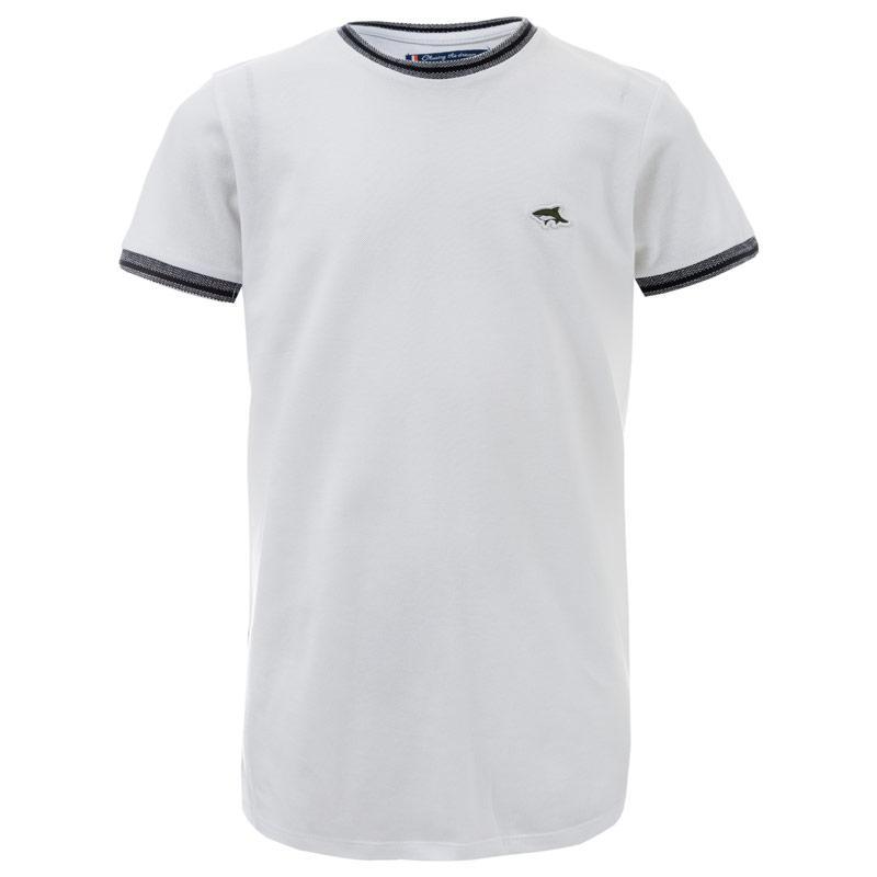 Tričko Le Shark Junior Boys Kingswood 2 T-Shirt Navy
