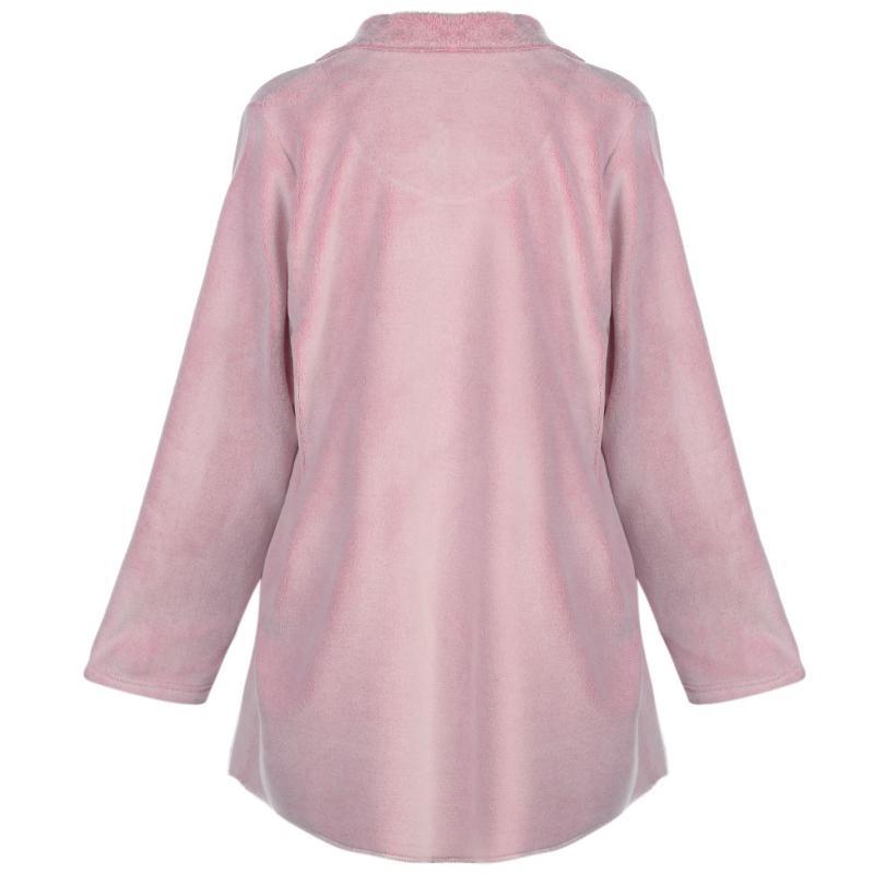 Pyžama Rock and Rags Waterfall Robe Pink