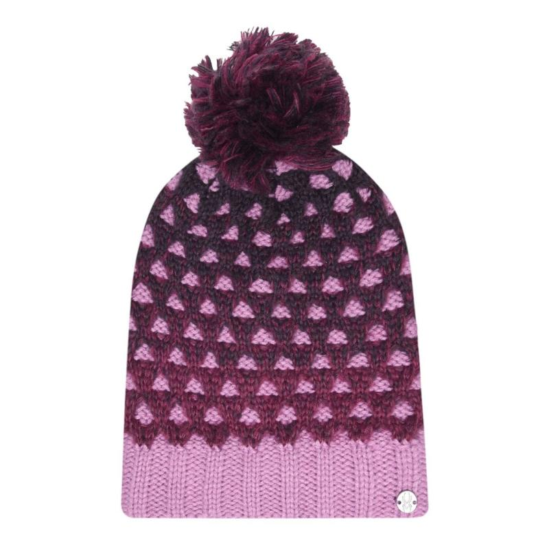 Spyder Vanish Hat Ladies Grape/Amaranth