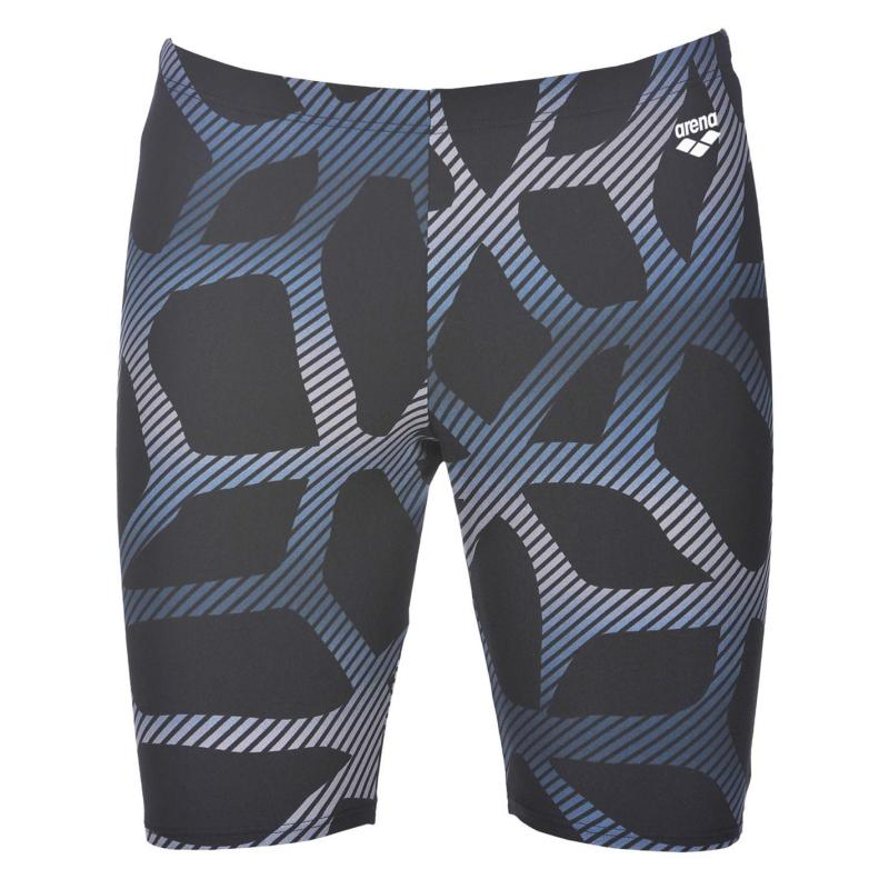 Plavky Arena Spider Jammers Mens Black/White