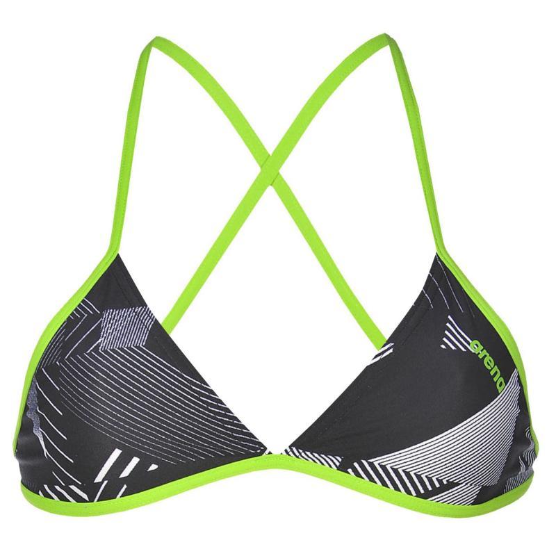 Plavky Arena Tri Feel Bikini Top Black