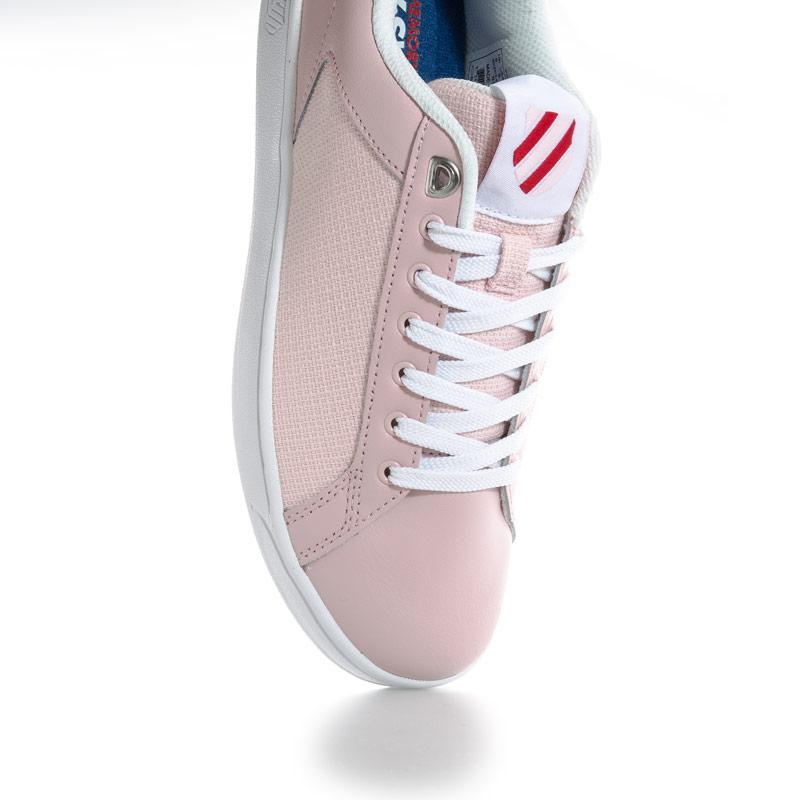 K-swiss Womens Clean Court CMF Trainers Pink