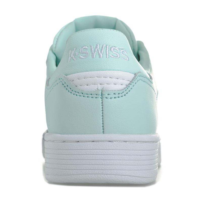 K-swiss Womens Clean Court CMF Trainers aqua