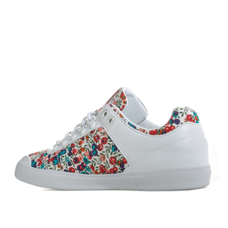 K-swiss Womens Gstaad Neu Sleek Liberty Trainers White red