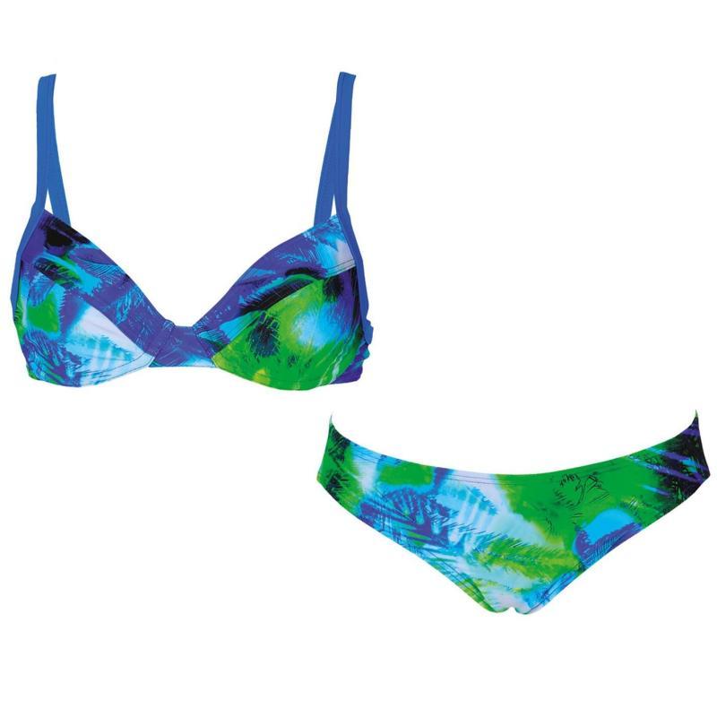 Plavky Arena P Band Bikini Ld83 Pix Blue multi