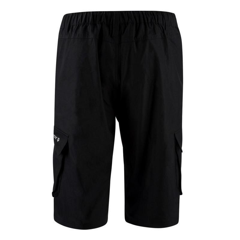 Muddyfox Mountain Bike Shorts Mens Black