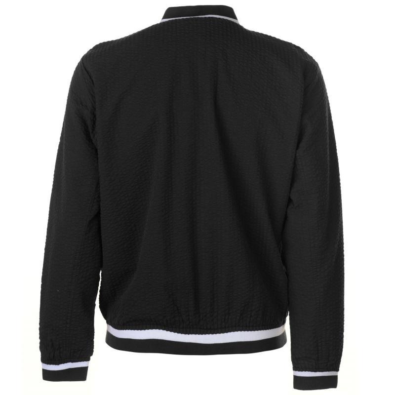Pierre Cardin Plain Seer Bomber Jacket Mens Khaki