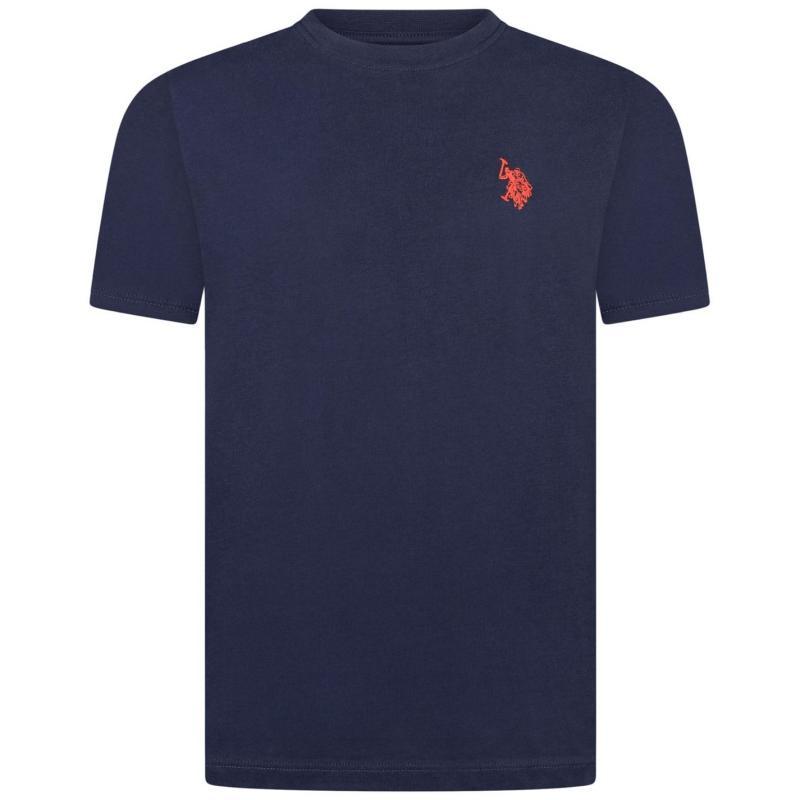 Tričko US Polo Assn Jersey T-Shirt Navy