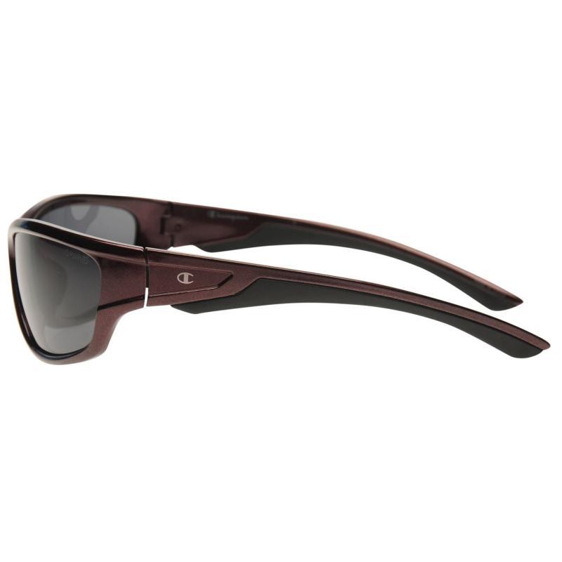 Champion CU5097 Sunglasses Mens Maroon