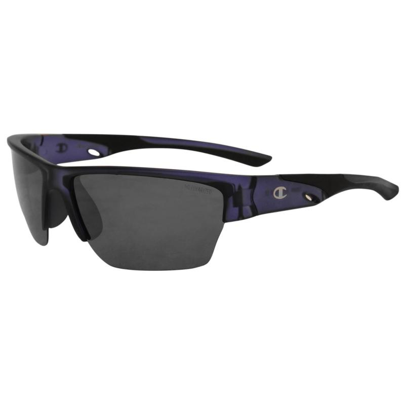 Champion CU5099 Sunglasses Mens Matte Black