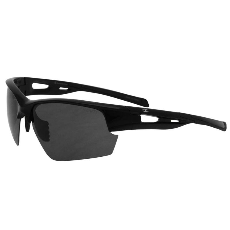Champion CU5100 Sunglasses Mens Trans Blue