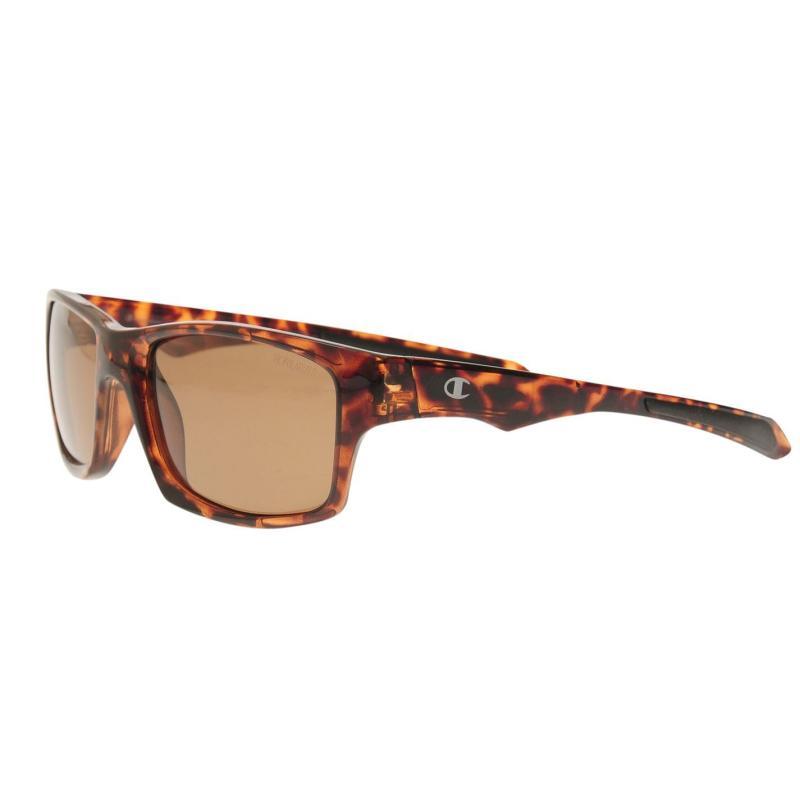 Champion CU5101 Sunglasses Mens Dark Tortoise