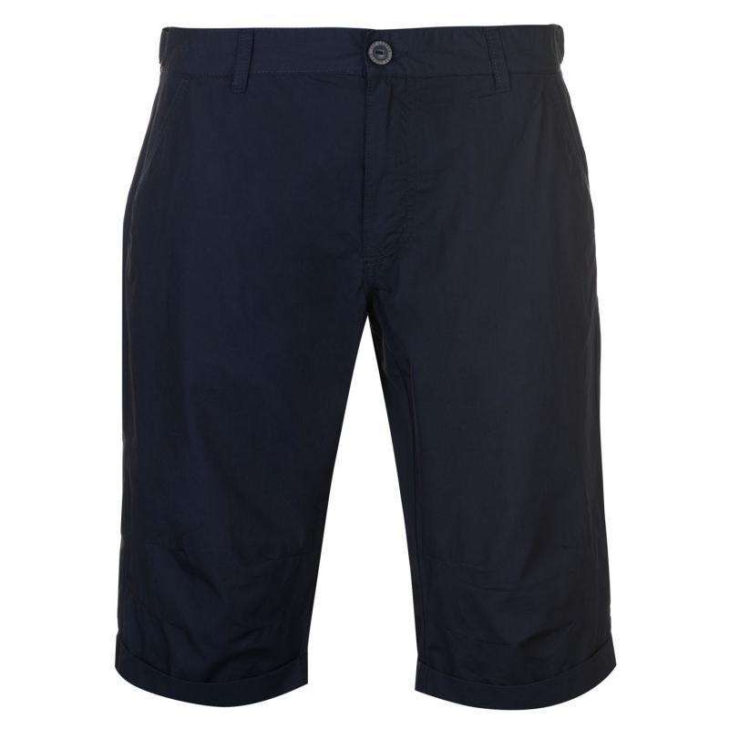 Lee Cooper Chino Shorts Mens Navy