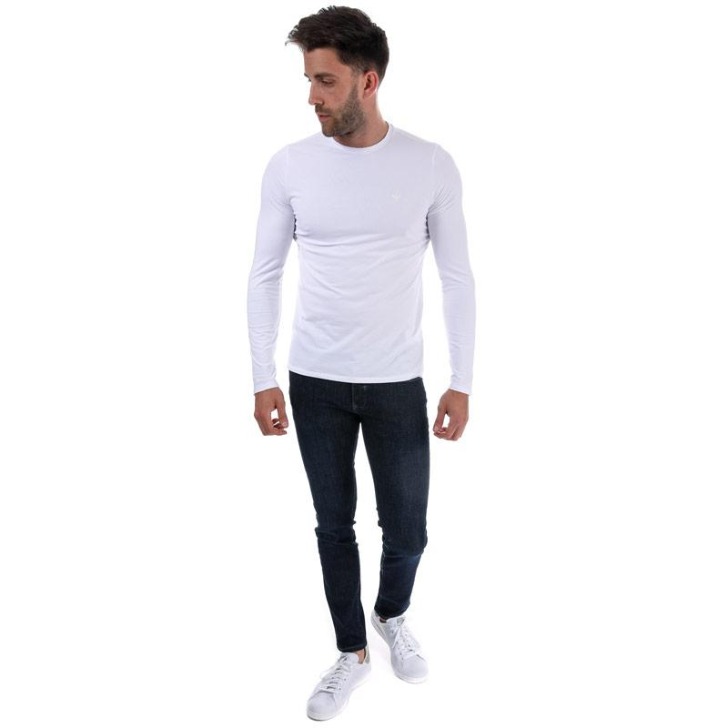 Eto Mens EM580 Reflex Skinny Stretch Jeans Indigo