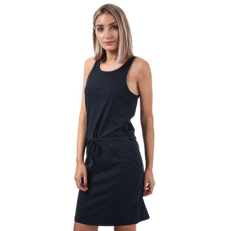 Šaty Only Womens May Sleeveless Dress Navy