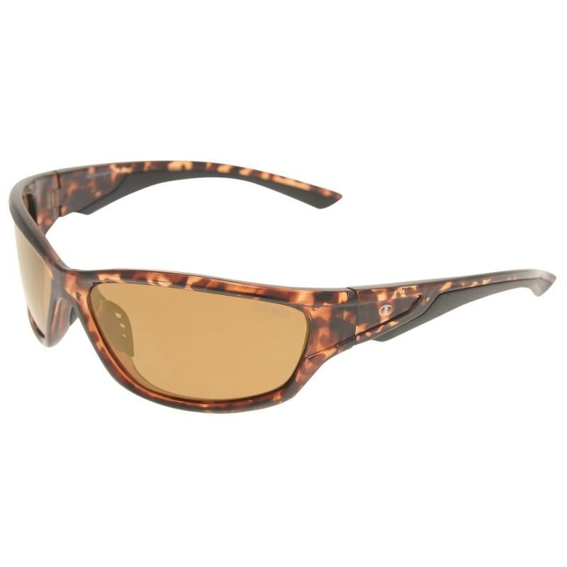 Champion CU5097 Sunglasses Mens Matte Trans Blu