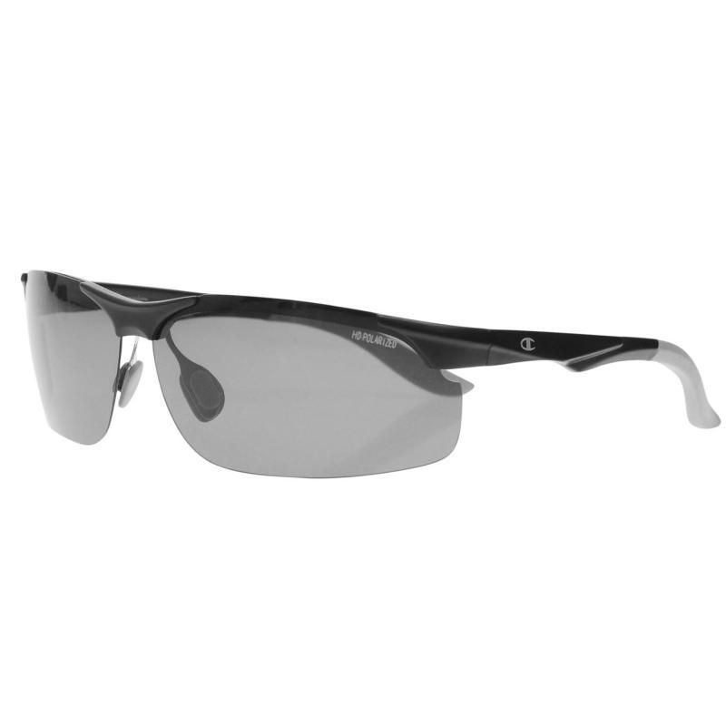 Champion CU5112 Sunglasses Mens Trans Grey