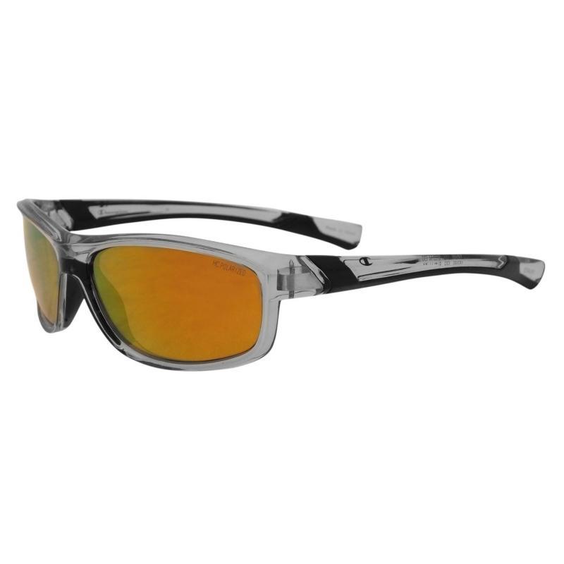 Champion Polarized Sunglasses Mens Trans Khaki