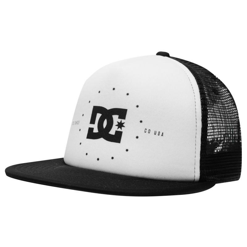 DC Stoxel Cap Black/Grey