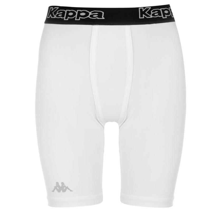 Kappa Kombat Wikom Shorts Junior Boys White