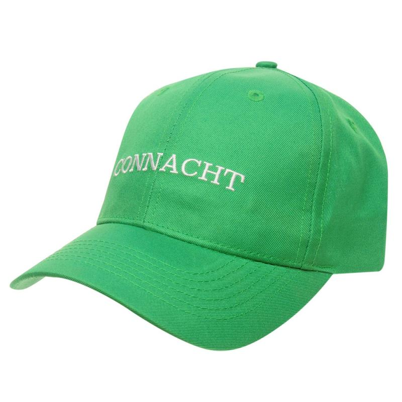 Official Connacht Cap Mens Green/White