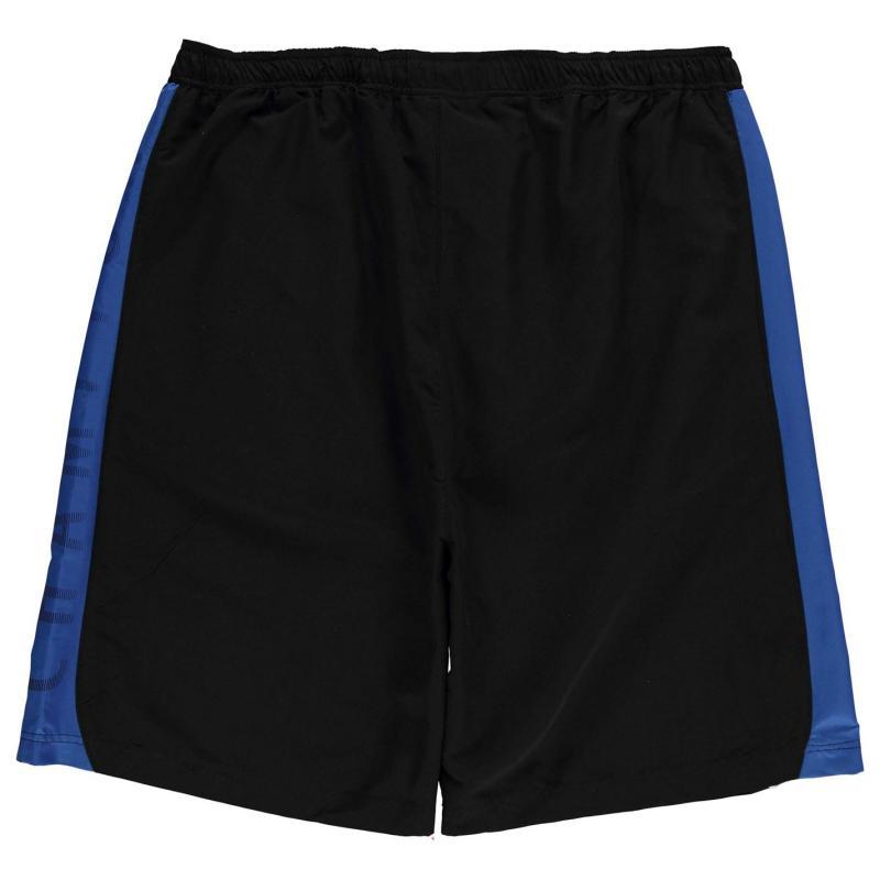 Champion Side Print Shorts Mens Black