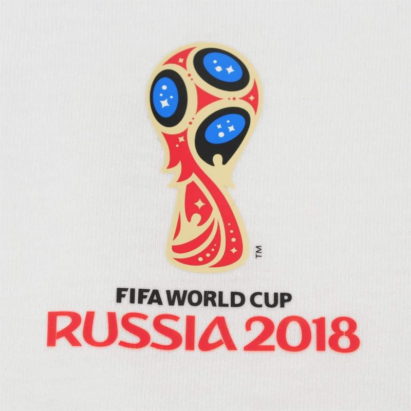 Tričko FIFA World Cup Russia 2018 Germany Core T Shirt Junior White
