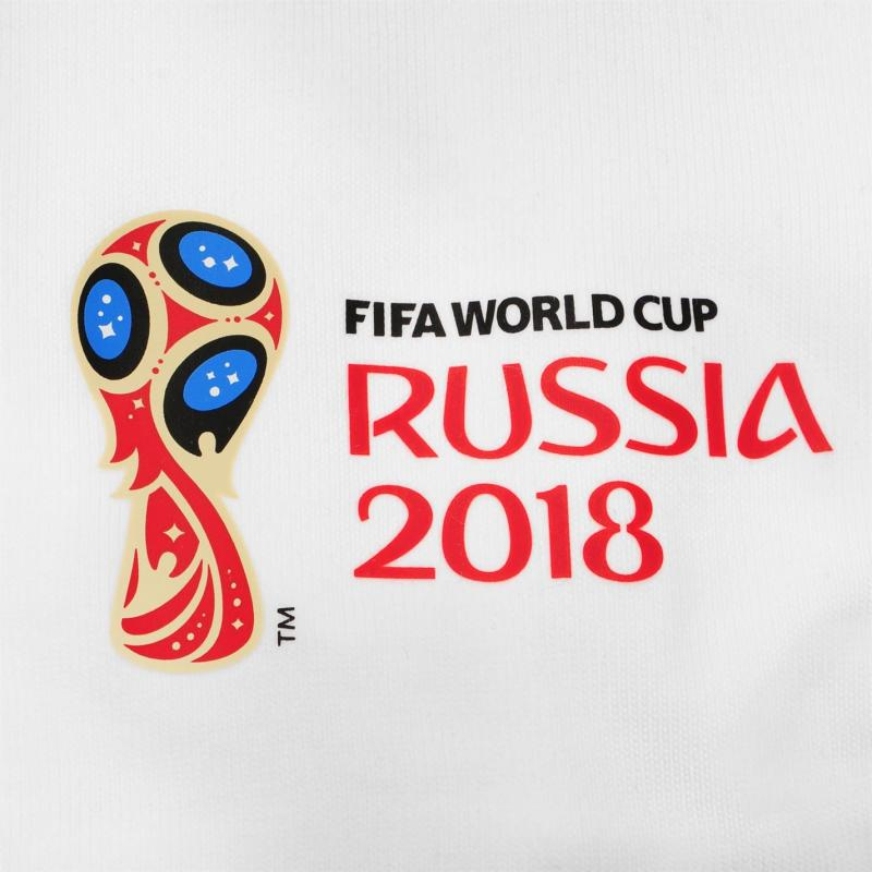 Tričko FIFA World Cup Russia 2018 Germany Graphic T Shirt Mens White
