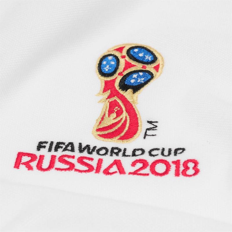 FIFA World Cup Russia 2018 Peru Polo Mens White