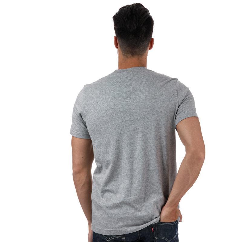 Tričko Adidas Originals Mens Original Trefoil T-Shirt Grey