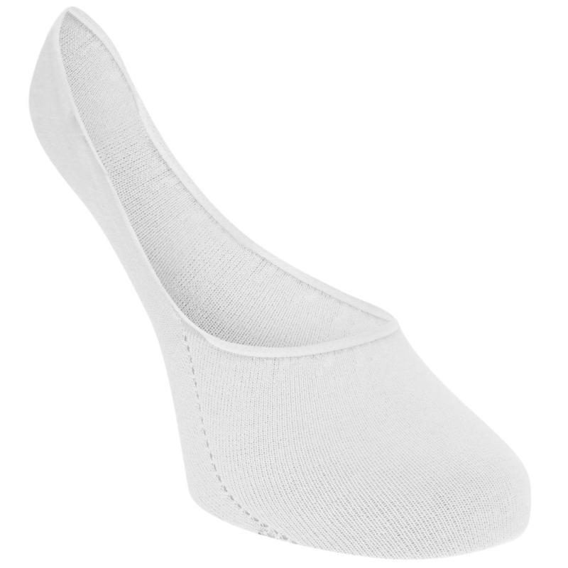Ponožky Tommy Hilfiger Invisible Socks 2 Pack Black