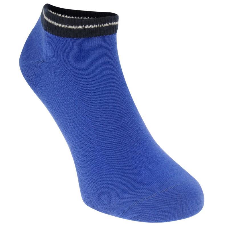 Ponožky Tommy Hilfiger Trainer Socks 2 Pack Navy