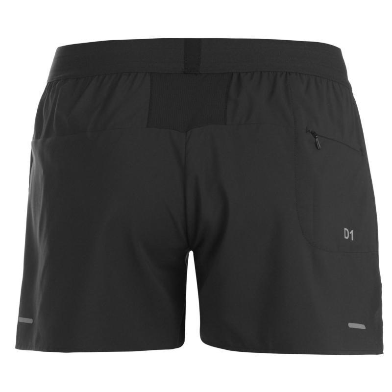 Asics Woven Shorts Ladies Black
