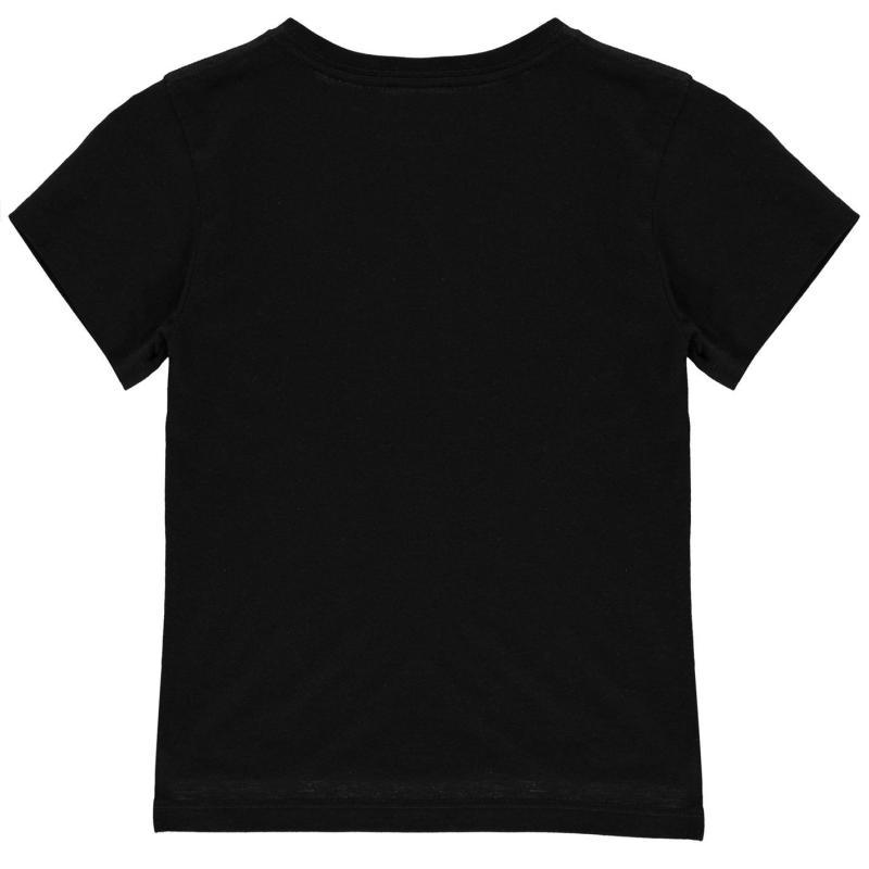 Nike JDI T shirt Infant Girls Black