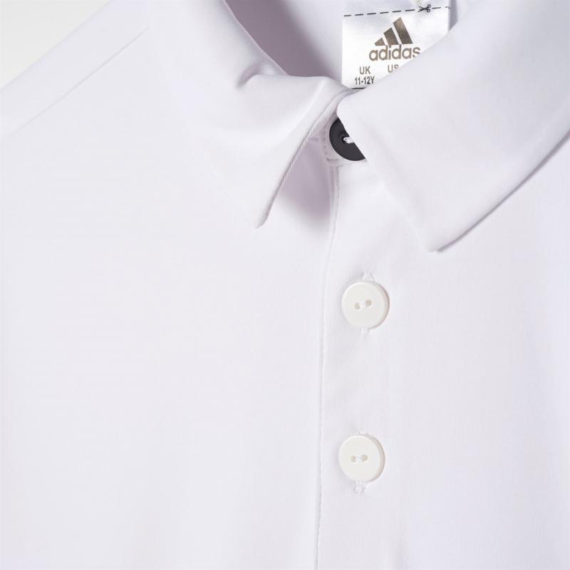 Adidas Club Polo Shirt Junior Boys Legend Ink
