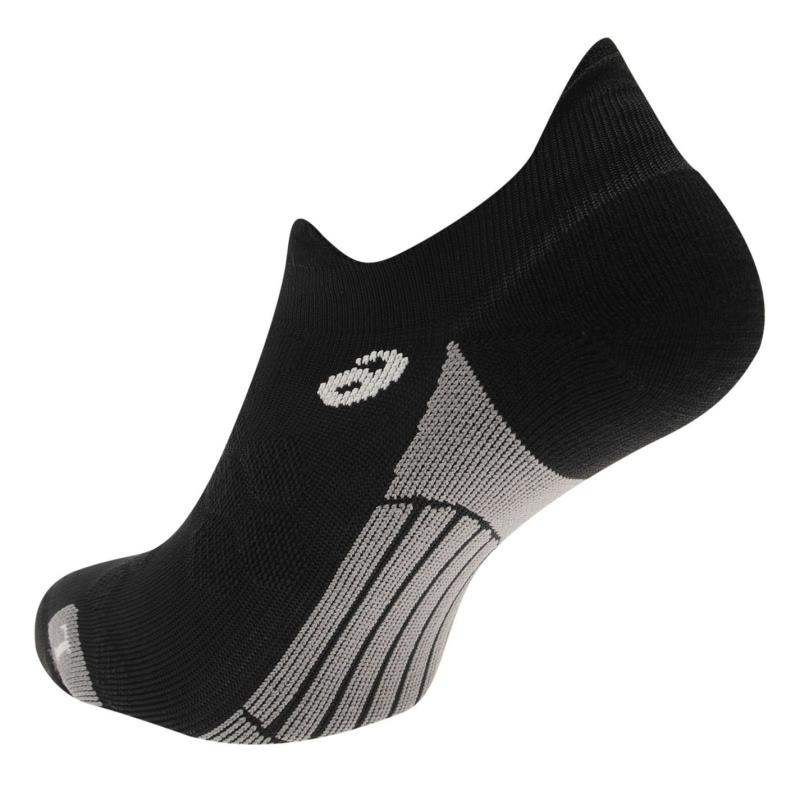 Ponožky Asics Road Ped Socks Black