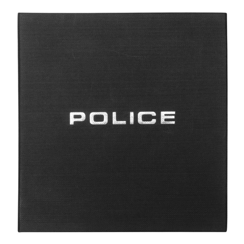 Police Bolt Compact Wallet Navy