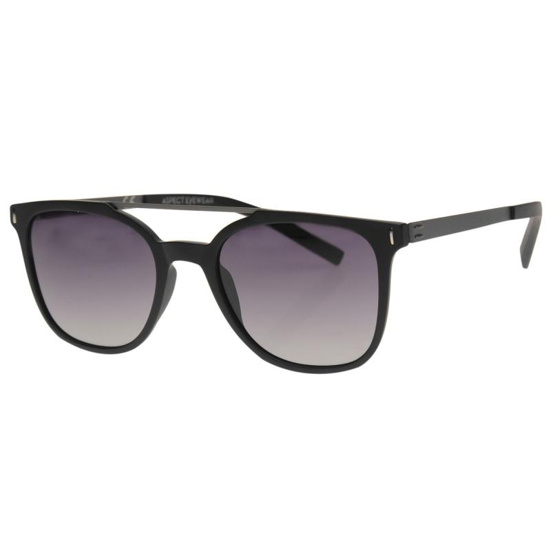 Aspect Eyewear Bora Polarised Sunglasses Gradient Grey