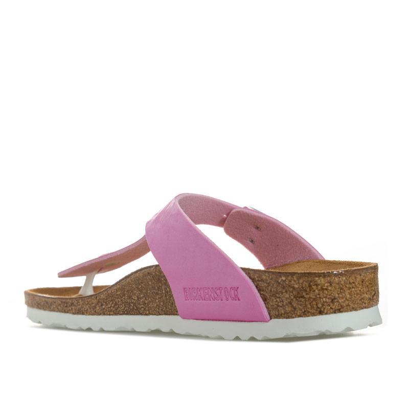 Boty Birkenstock Womens Gizeh Sandals Narrow Width Rose