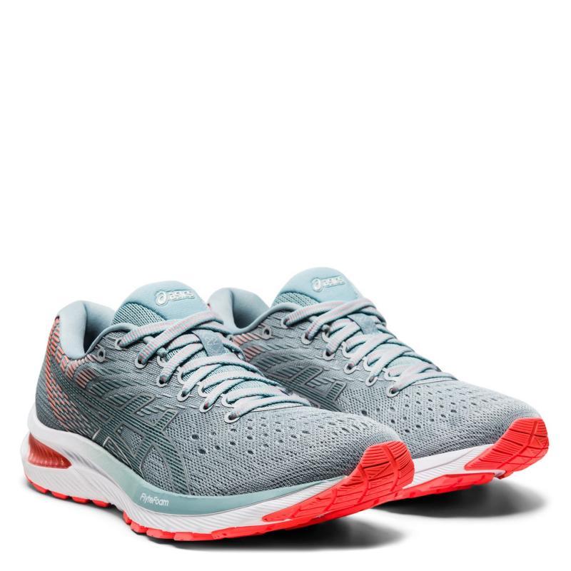 Asics Gel-Cumulus 22 Ladies Running Shoes Grey/Steel